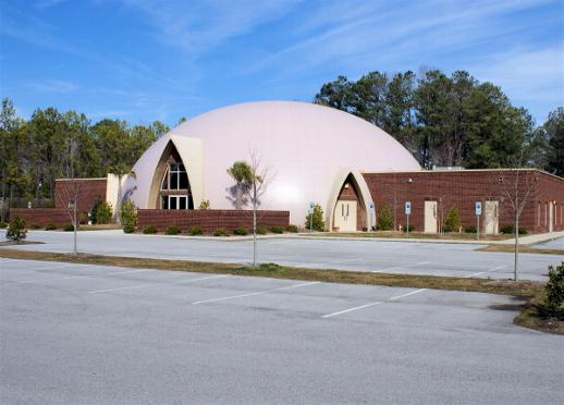 A progressive New Bern Church